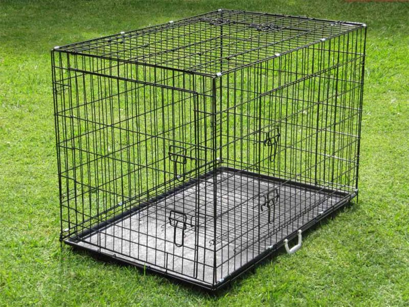Collapsible Wire Dog Crates Dog Crates Pet Homes