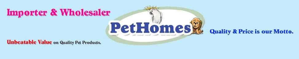 Pet Homes and Accessories